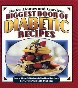 Biggest Book of Diabetic Recipes