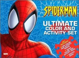 Spider-Man Ultimate Color & Activity Kit
