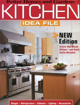 Kitchen Idea File, 2nd Edition