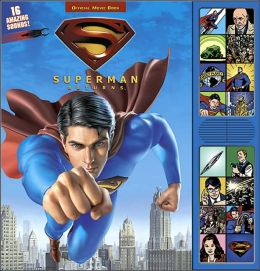 Superman Returns: Deluxe Sound Storybook