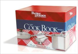 New Cook Book Recipe Card Collection