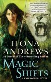 Book Cover Image. Title: Magic Shifts, Author: Ilona Andrews