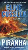 Book Cover Image. Title: Piranha (Oregon Files Series #10), Author: Clive Cussler