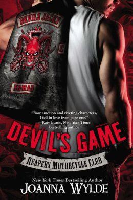 Devil's Game (Reapers Motorcycle Club Series #3)
