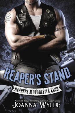 Reaper's Stand (Reapers Motorcycle Club Series #4)