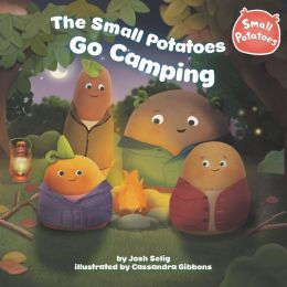 The Small Potatoes Go Camping