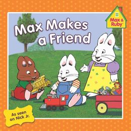Max Makes a Friend