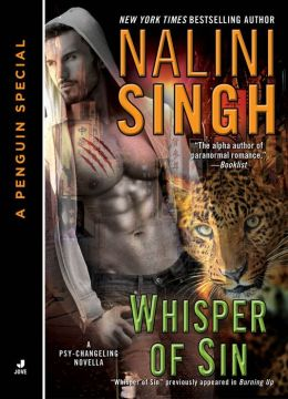 Whisper of Sin: A Psy Changeling Novella