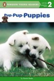 Book Cover Image. Title: Pup-Pup-Puppies, Author: Bonnie Bader