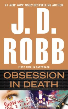 Obsession in Death (In Death Series #40)