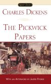 Book Cover Image. Title: The Pickwick Papers, Author: Charles Dickens