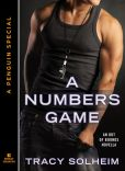Book Cover Image. Title: A Numbers Game:  An Out of Bounds Novella, Author: Tracy Solheim