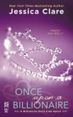 Book Cover Image. Title: Once Upon a Billionaire, Author: Jessica Clare