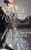 Book Cover Image. Title: The Unsuitable Secretary, Author: Maggie Robinson