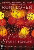 Book Cover Image. Title: Forever Starts Tonight, Author: Roni Loren