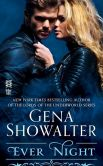 Book Cover Image. Title: Ever Night, Author: Gena Showalter