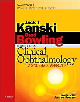 Clinical Ophthalmology: A Systematic Approach: Expert Consult: Online and Print