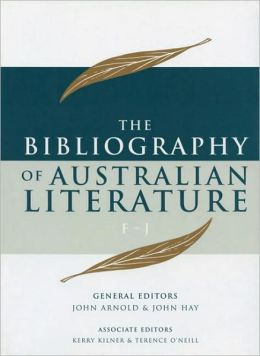 Bibliography of Australian Literature