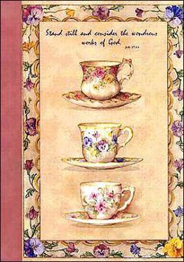Journal Afternoon Tea Per Delu