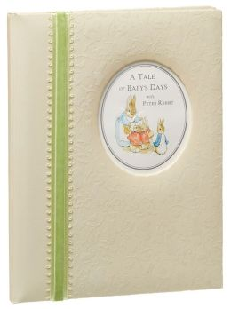 Peter Rabbit Flocked Memory Book 13