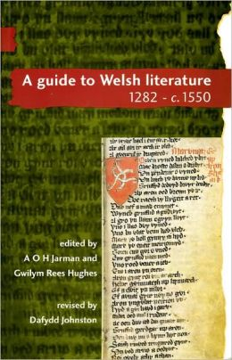 Guide to Welsh Literature 1282- c.1550
