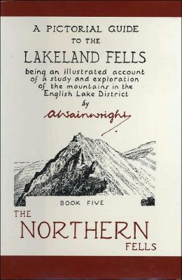 Pictorial Guide to the Lakeland Fells: The Northern Fells: (Wainwright Book Five)