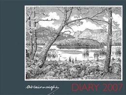 Wainwright Desk Diary 2007
