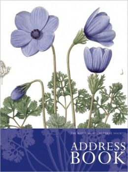 RHS Address Book 2008: The Royal Horticultural Society Address Book