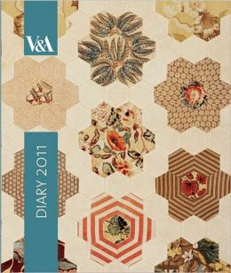 V and A Museum Desk Diary 2011