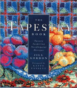 The Tapestry Book: Twenty Inspiring Needlepoint Designs