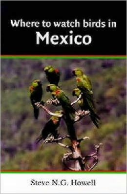 Where to Watch Birds in Mexico