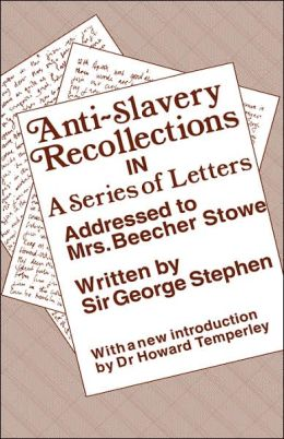 Anti-Slavery Recollections
