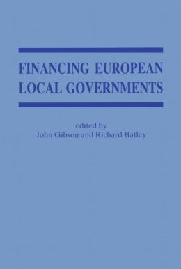 Financing European Local Governments