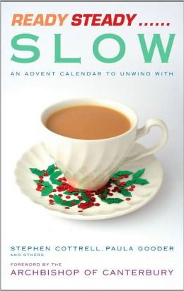Ready Steady Slow: An Advent Calendar to Unwind With
