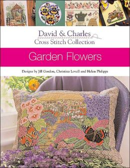 Garden Flowers (Cross Stitch Collection Series)
