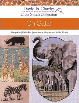 Cross Stitch Collection - On Safari