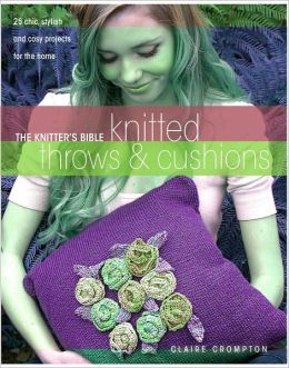 Knitter's Bible Afghans & Pillows (PagePerfect NOOK Book)