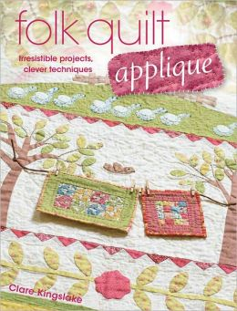 Folk Quilt Applique