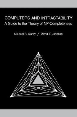 Computers and Intractability; A Guide to the Theory of NP-Completeness