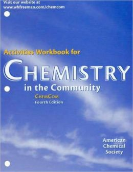 Activities Workbook for Chemistry in the Community