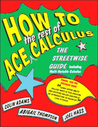 Rest of Calculus: The Streetwise Guide - Including Multi-Variable Calculus