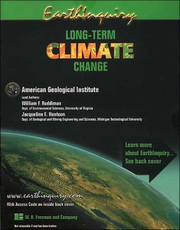 Earth Inquiry: Long-Term Climate Change