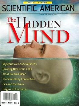 Hidden Mind (Scientific American Series Volume 12, Number 1)