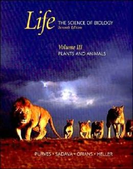 Life : Science of Biology : Volume III