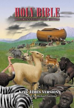Holy Bible, Children's Illustrated Edition
