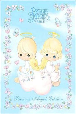 Precious Moments Bible: Precious Angels Edition