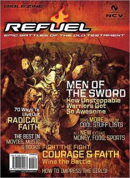 Refuel: The Complete New Testament for Guys