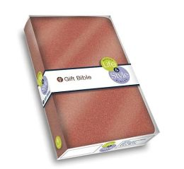 KJV Nelson's Life & Style Bibles Gift Bible: Red Metallic