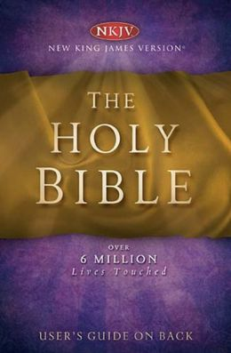 The Holy Bible, NKJV: God's Word in Action Ministry Edition