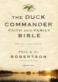Book Cover Image. Title: Duck Commander Faith and Family Bible, Author: Thomas Nelson
